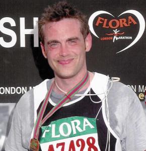 london maraton 1